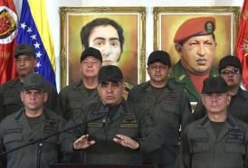 """Portal 180 - """"Van a tener que pasar por estos cadáveres"""", advierten militares venezolanos"""