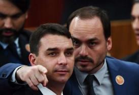 """Portal 180 - Carlos y sus hermanos, los """"pitbulls"""" de Bolsonaro en Brasil"""