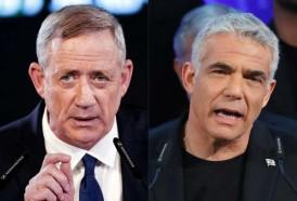 Portal 180 - Los principales rivales de Netanyahu forman alianza electoral en Israel