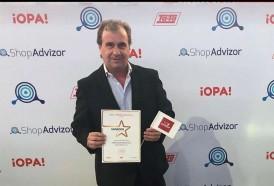 Portal 180 - Evaluadora OPA premió a las escobas Cóndor