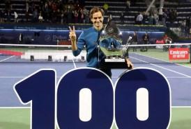 Portal 180 - Federer agranda su leyenda con su 100º trofeo como profesional