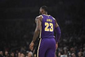 Portal 180 - LeBron superó los 32.292 puntos de Jordan