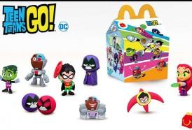 Portal 180 - McDonald's renueva sus opciones de entretenimiento con divertidas colecciones de libros y juguetes