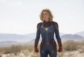 Portal 180 - Capitana Marvel se posiciona en lo más alto de la taquilla norteamericana