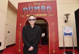 """Portal 180 - Tim Burton, un """"bicho raro"""" identificado con """"Dumbo"""""""