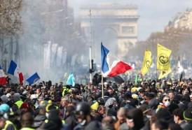 """Portal 180 - Los """"chalecos amarillos"""", indicadores de una sociedad francesa en crisis"""