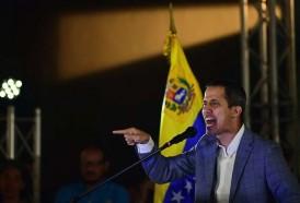 Portal 180 - Guaidó comienza a preparar movilización nacional hacia palacio presidencial