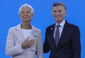Portal 180 - Misión del FMI aprueba la tercera revisión del plan de Argentina
