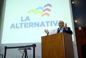 Portal 180 - Las imágenes de la presentación de la fórmula de La Alternativa