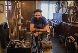 Portal 180 - Museo de la Bicicleta: un soñador que venera al óxido y a las bicis inmortales