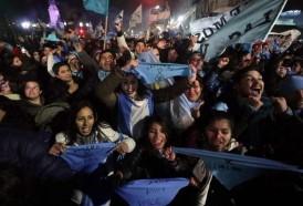 Portal 180 - Manifestantes antiaborto vuelven a ganar las calles en Argentina