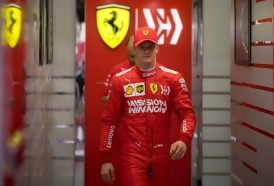 Portal 180 - Mick Schumacher condujo por primera vez un Ferrari