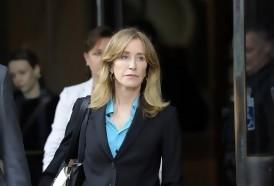 Portal 180 - Actriz Felicity Huffman se declara culpable en escándalo de admisiones universitarias