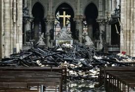 Portal 180 - Lo que se sabe del incendio de Notre Dame de París