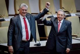 Portal 180 - Díaz-Canel: Cinco momentos de su primer año de gobierno en Cuba