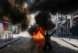 """Portal 180 - Tensión en París en nueva jornada de protestas de """"chalecos amarillos"""""""