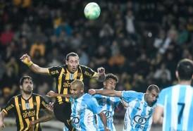 Portal 180 - Peñarol jugó mal y dejó escapar el tren