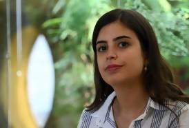 """Portal 180 - La joven y """"periférica"""" Tabata Amaral, promesa de la centroizquierda en Brasil"""