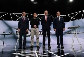 "Portal 180 - Conservadores y socialistas piden ""voto útil"" en España, a 5 días de legislativas"