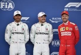 Portal 180 - Bottas, pole del GP de Azerbaiyán por delante de Hamilton