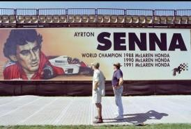Portal 180 - ¿Cómo pasó Ayrton Senna a la categoría de mito?