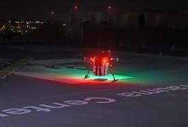 Portal 180 - Un dron en EEUU trasladó un riñón refrigerado hasta un hospital
