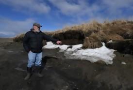 Portal 180 - El deshielo de Alaska revela sitios prehistóricos en áreas antes congeladas