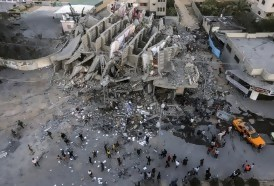 Portal 180 - Calma en Gaza tras mortífera escalada de violencia con Israel