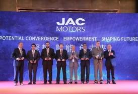 Portal 180 - JAC Motors Uruguay distinguido como mejor distribuidor global