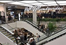 Portal 180 - Con una fiesta, H&M celebró la pre-apertura de su tienda en Punta Carretas