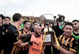 Portal 180 - Peñarol ganó el Apertura y sueña con el tricampeonato