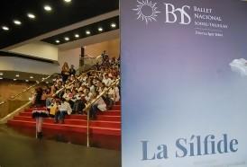 Portal 180 - Un aplauso para los de blanco: escuelas rurales y el Ballet del Sodre