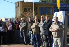 """Portal 180 - Un ferrocarril para llevar """"trabajo digno"""" al centro del país"""