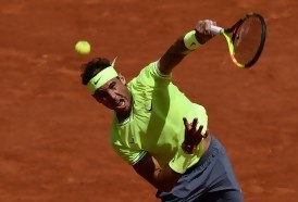 Portal 180 - Thiem por la misma parte del cuadro que Nadal en Roland Garros