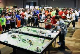 Portal 180 - Mundial de Robótica en el Antel Arena