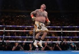 Portal 180 - Ruiz Jr. destronó a Joshua como campeón de los pesados