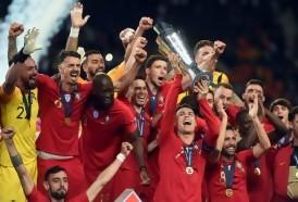 Portal 180 - Portugal inaugura el palmarés de la Liga de Naciones