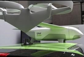 Portal 180 - Uber repartirá comida con drones y presentó nuevo vehículo autónomo