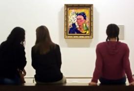 Portal 180 - Cuestionan que audio presentado en México sea voz de la pintora Frida Kahlo