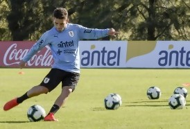 Portal 180 - Torreira o Valverde, la duda de Tabárez para suplir a Vecino