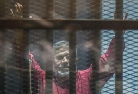Portal 180 - Reclaman investigar la muerte del expresidente egipcio Mohamed Mursi