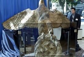 """Portal 180 - Águila del """"Graf Spee"""" será vendida por orden de la Justicia"""