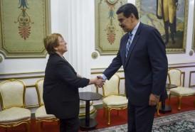 """Portal 180 - Bachelet pidió liberar opositores y calificó de """"grave"""" situación humanitaria de Venezuela"""