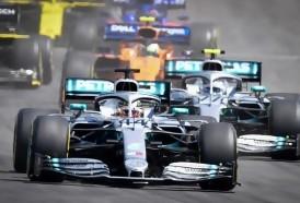 Portal 180 - Hamilton ganó en Francia delante de Bottas en nuevo doblete de Mercedes