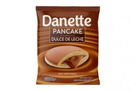 Portal 180 - Llegaron los nuevos Danette Pancake: prácticos, esponjosos y con mucho relleno