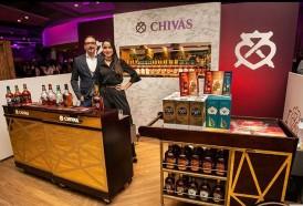 Portal 180 - Chivas Regal, Beefeater Gin y Cafayate formaron parte del evento The Blend