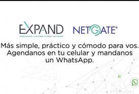 Portal 180 - Netgate habilita WhatsApp Oficial