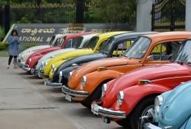 Portal 180 - Adiós al Fusca: salió de una fábrica Volkswagen el último escarabajo