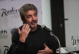 """Portal 180 - Darín detesta por su """"machismo"""" al personaje que vuelve a representar en Montevideo"""