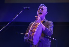 Portal 180 - Pedro Aznar lució su historia de solista en La Trastienda